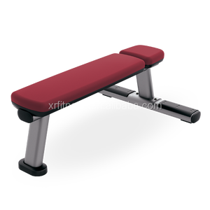 fitness equipment flat bench dimensions/gym bench XF24