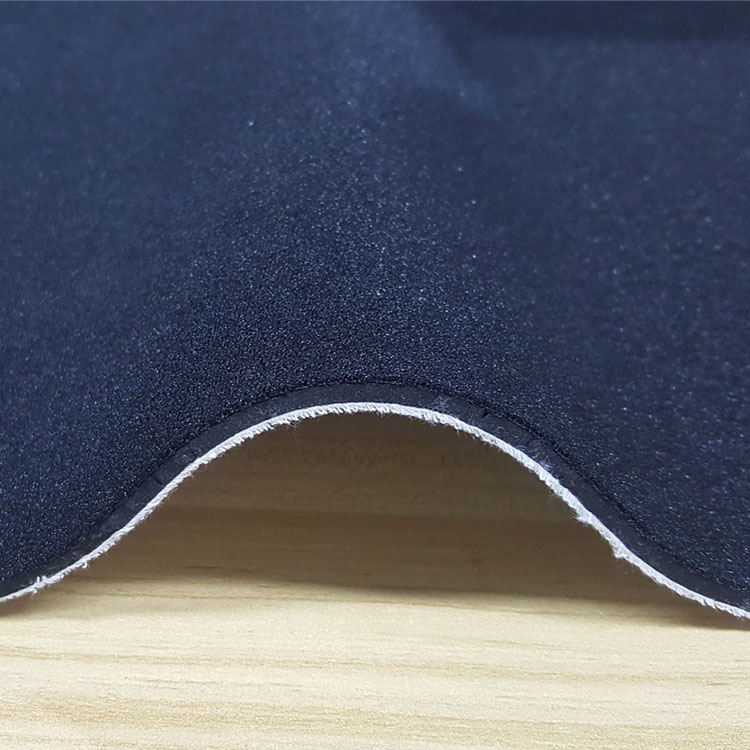 Jianbo high quality 2.5 mm wholesale elastic hook loop neoprene fabric for neoprene armband sports