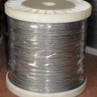 stainless steel wire rope304/7*19 a wire rope