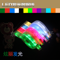 for ipad,Mobile Phone Use and Standard USB Type LED usb charging cable