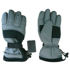 Rechargeable Electric Heated Gloves,Battery Powered Heating Gloves,Men Women Winter Warm Waterproof Heated Gloves
