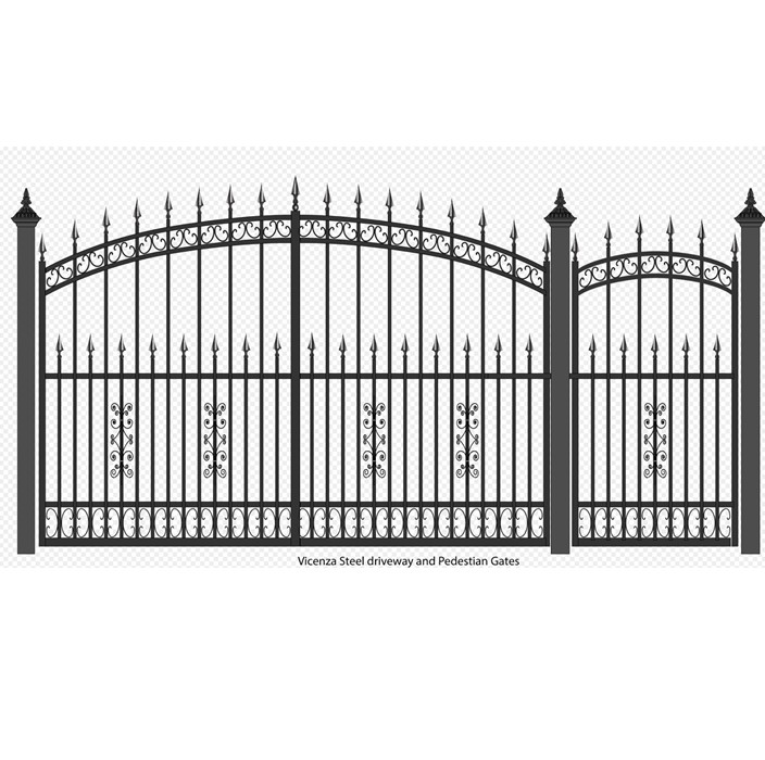 China Iron Gate Designs, China Iron Gate Designs Manufacturers and ...