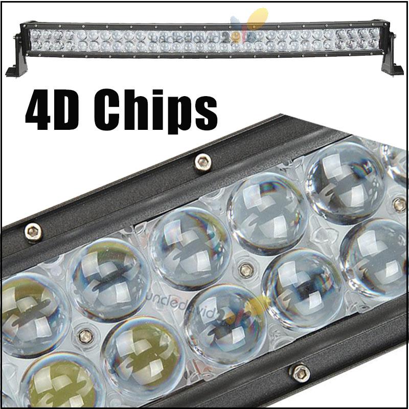 4D / 5D кри изогнутые из светодиодов 32