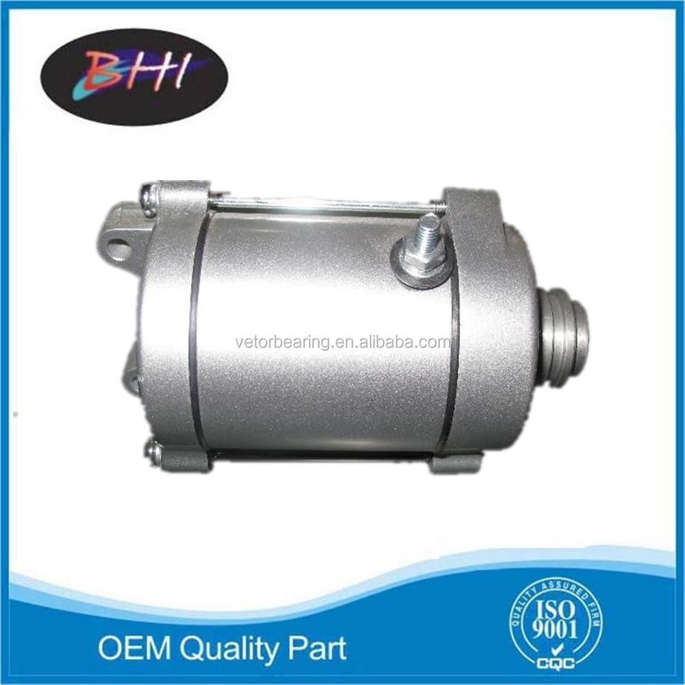 CG125 motorcycle starter motor, motorcycle start motor for wholesale motorcycle parts