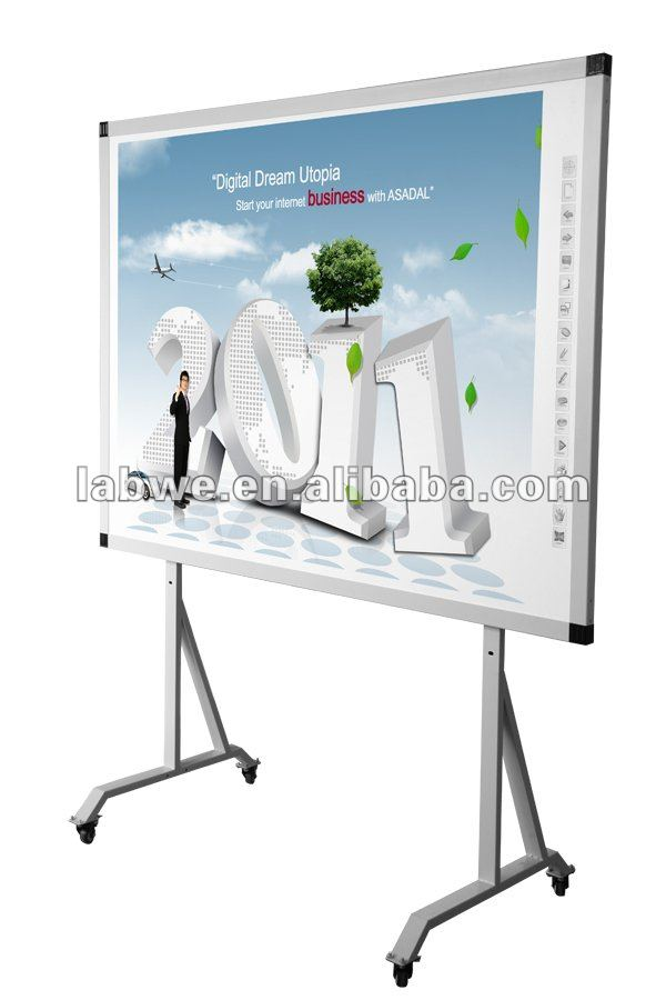 Labwe 57''(57 inches) All-in-one Interactive Monitor Touch PC Monitor