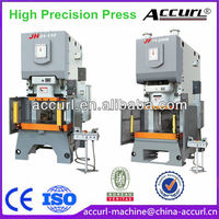 C Frame High Speed Power Press JH21 Automatic Power Punch Machine (JH21-25T)