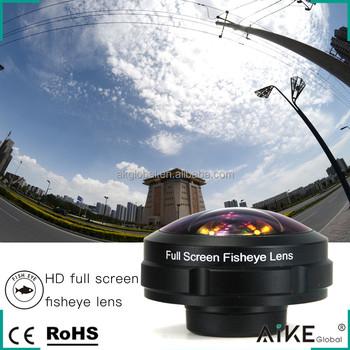 Full-frame Fisheye Lens 238 Degree Super Wide Angle Fish Eye Lens ...