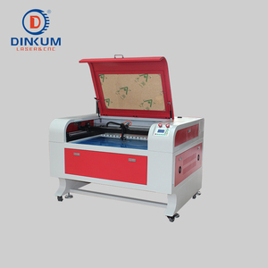 90x60 9060 CO2 laser engraver cutter for wood acrylic leather MDF ect DK- 6090 900x600 mm