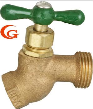 Garden Faucet Garden Valve Bronze Valve Body Casting With U0026quot;Oneu0026quot;  ...