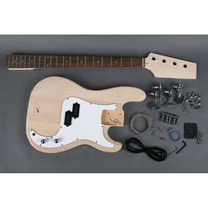 DIY Electric Bass Guitar Kit Made in China GK SPB 10