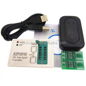 TIEGOULI 1PCS EZP2010 high-speed USB SPI Programmer support24 25 93 EEPROM  25 flash bios chip