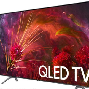 "Original 82 inch Qled TV QN82Q8FNBFXZA 82"" Class Q8FN QLED Smart 4K UHD TV (2018)"