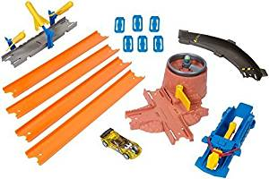 Hot Wheels Track Builder Blast Mission Track Set by Hot Wheels