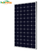 the lowest price solar panel solar 350w for water pump system from Bluesun solar