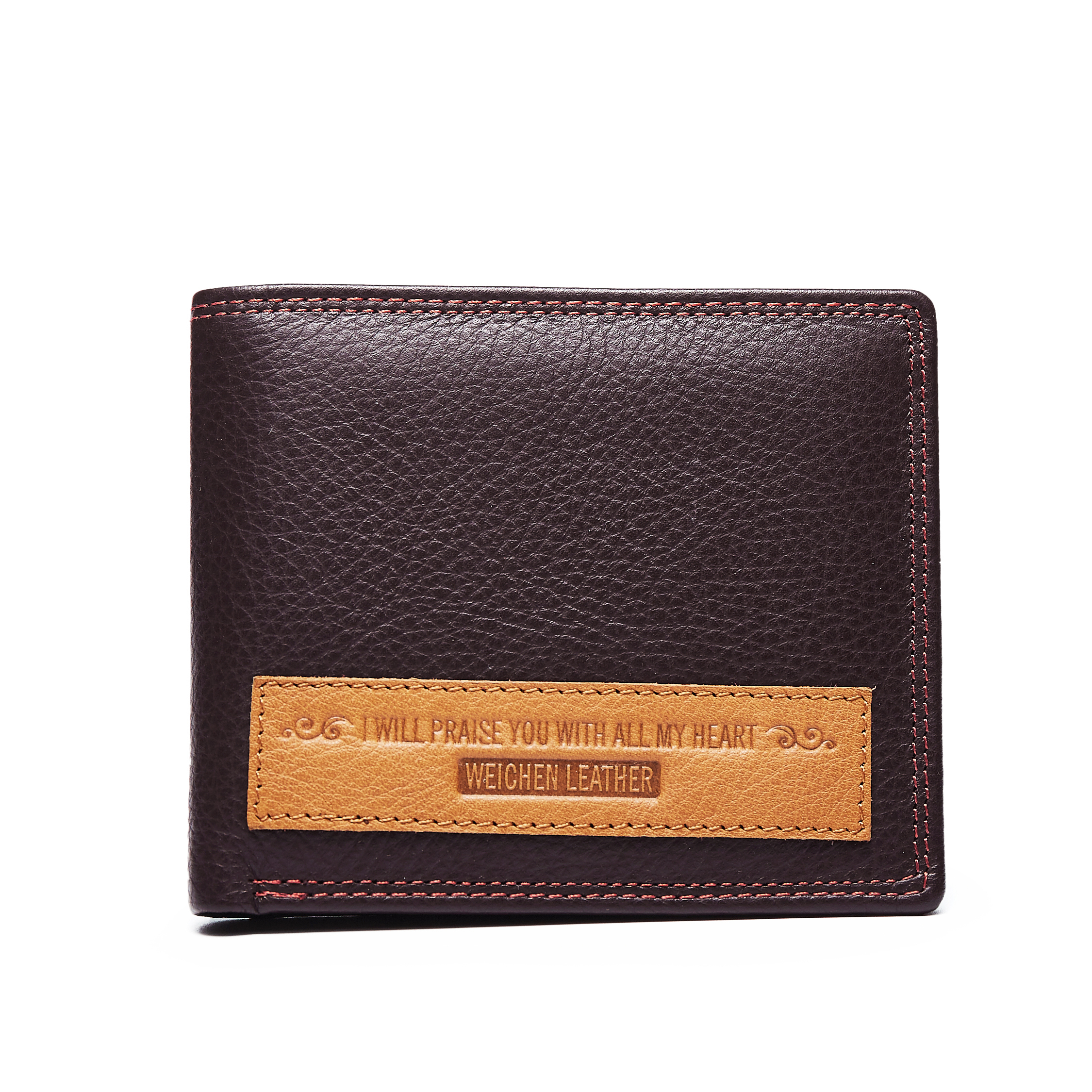 Available Fashion Bifold with Credit Card Slot Genuine Leather Wallet for <strong>Men</strong>