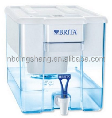 BRITA XXL Optimax Cool Water Filter, 8.5 L - White