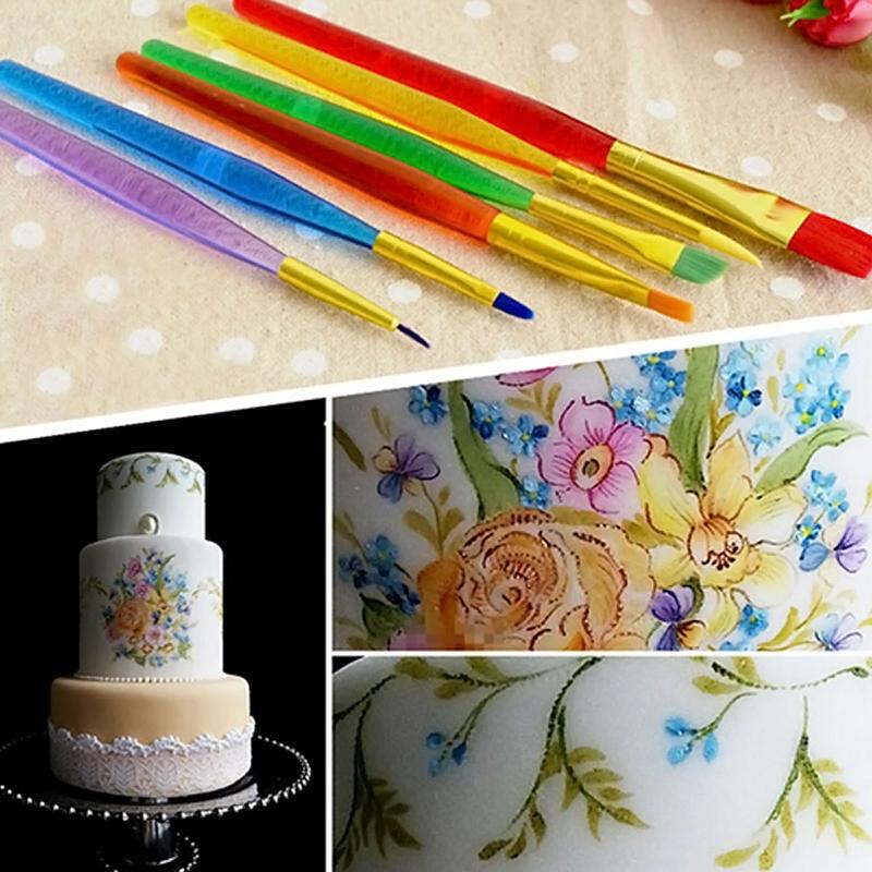 Cake Icing Tool Kit