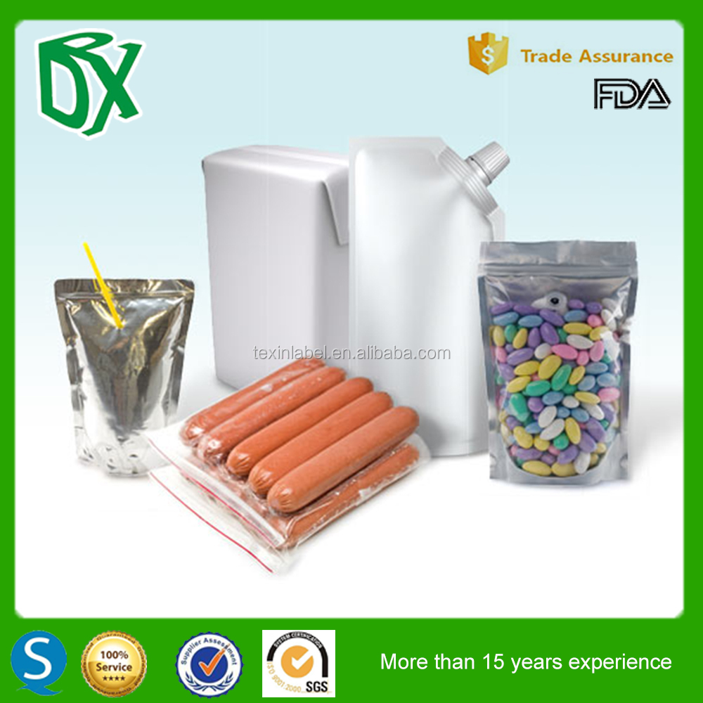 import cheap goods from china food grade plastic packaging design for food vacuum plastic bag
