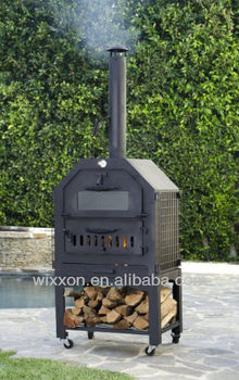 Bbq Pizza Oven.Black Steel Outdoor Bbq Pizza Oven Buy Pizza Oven Outdoor Pizza Ovens For Sale Home Pizza Ovens Product On Alibaba Com