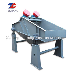 Stainless steel mesh dewatering vibrating screen for tailing