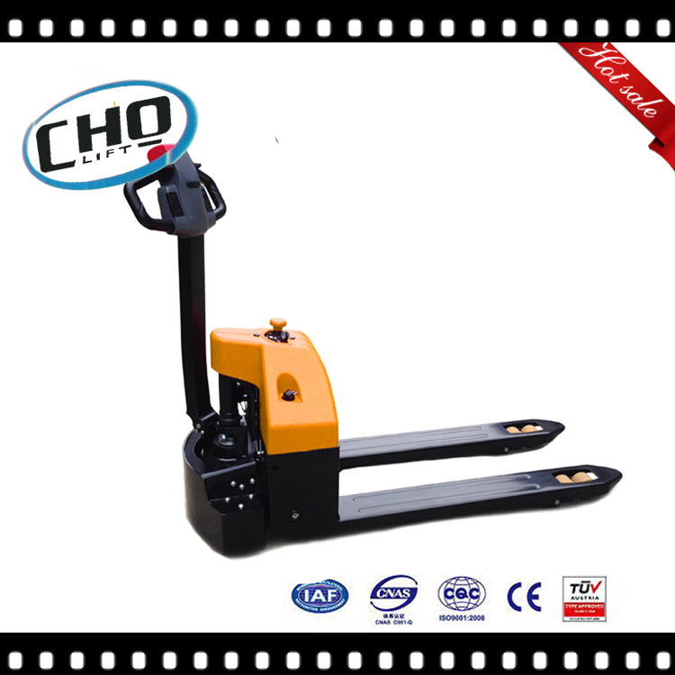 mini factory electric high lift hydraulic 1.5 ton hand pallet truck