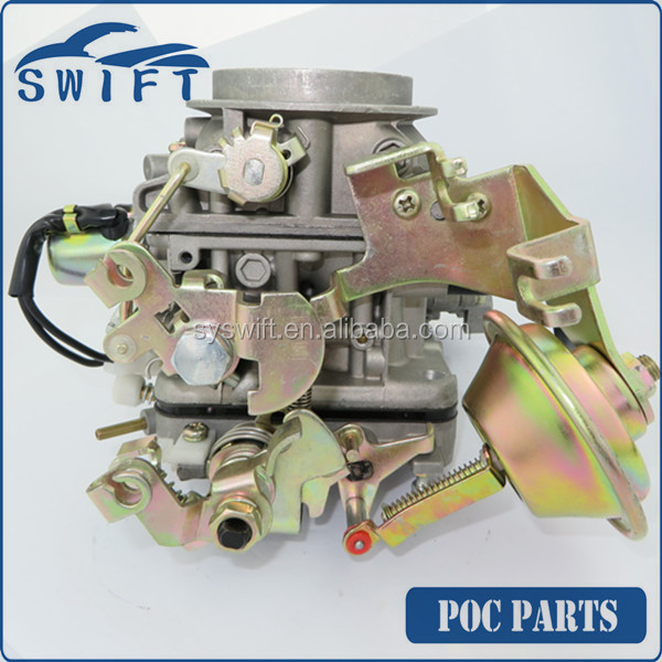 Suzuki F8b Engine Carburetor