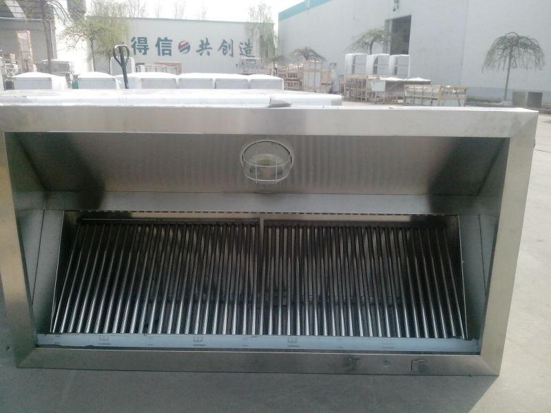Heavy duty en acier inoxydable hotte hotte de cuisine for Fourniture de cuisine commerciale