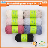 chinese fantasy yarn supplier shingmore bridge cheap wholesale factory price lurex cotton yarn