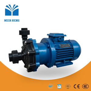 CQ-F small type cheaper cost plastic magnetic pump engineering plastic chemical pump