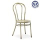 TW8013 Steel Antique Thonet Side Chair,Thonet Metal Chair