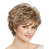 The best-selling Brown short loose wave synthetic wigs For the majority of women in Europe