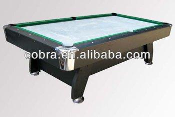 Slate Mdf Table De Billard / Marbre Table De Billard / Retour De ...