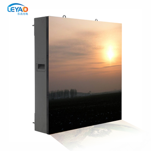 Leyao P8 Outdoor Full Color Fixed LED Display For Sale