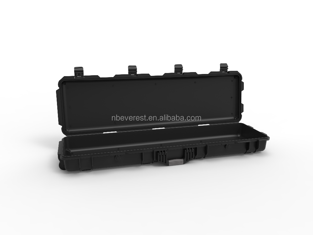 wholesale airsoft-guns double rifle case ar15 gun case for outdoor hunting carrying