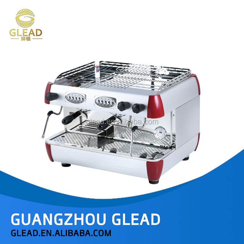 304S/S+Paint Body Material high efficiency espresso machine coffee