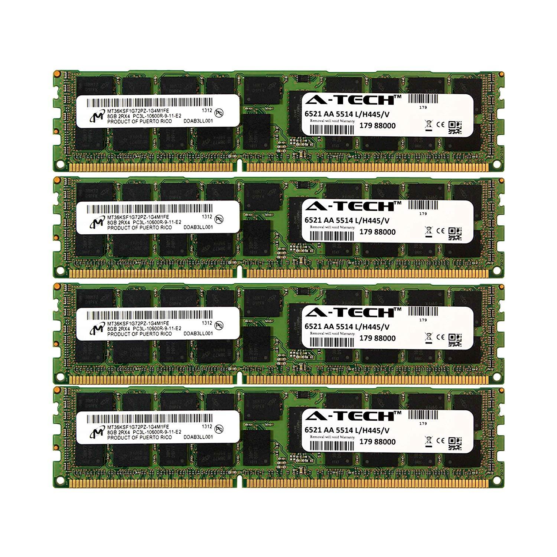 16GB G8 RAM Memory 4 HP//Compaq ProLiant BL465c Gen8 2X8GB ECC REGISTER B21