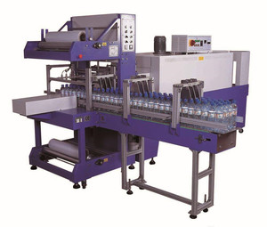 Top sale fully automatic shrink sleeve wrapping machine with factory price
