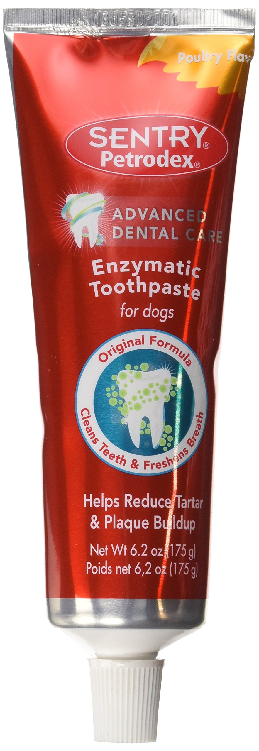 Petrodex Enzymatic Toothpaste Dog Poultry Flavor, 6.2 oz
