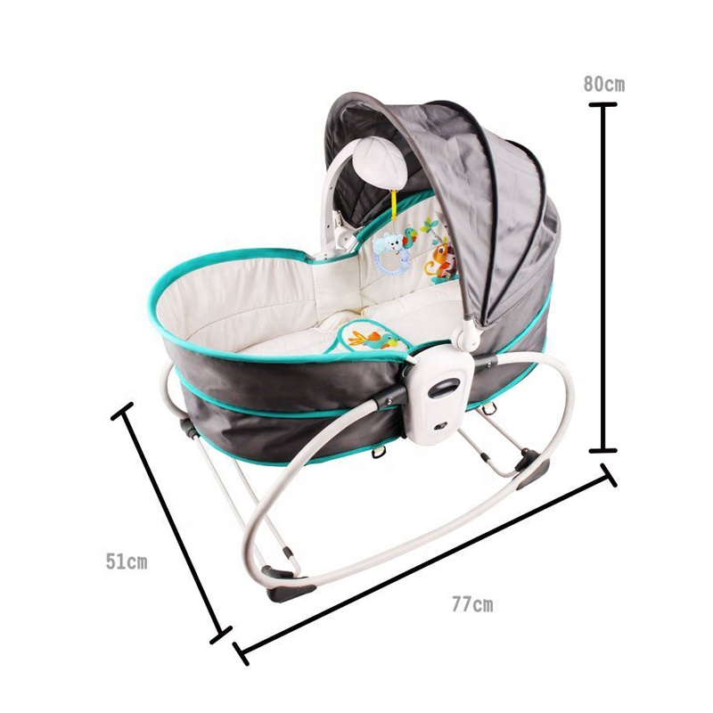 Baby Bedding Tireless Portable Baby Crib Nursery Travel Folding Baby Pillow Bag Infant Breastfeeding Pillow Multifunctional Sleeping Bag For Baby Care Attractive Appearance