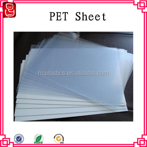 2016 New PET Products Plastic PET Sheet Plant