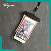 PVC mobile phone waterproof waterproof 6s case cell phone waterproof pouch