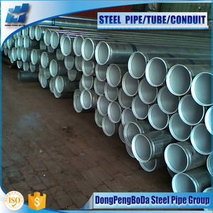 Plastic Coating Carbon Steel Pipe Sizes up to DN 800 Large size steel pipe