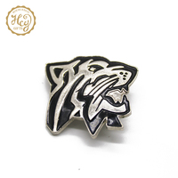 High Quality Custom Cartoon Iron Custom Pin Badge