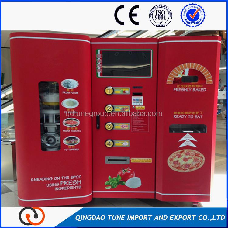 Automatique pizza distributeur automatique permet pizza for Fourniture pizzeria