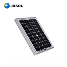 small solar panel mono pv 10w solar panel with ful Certificate