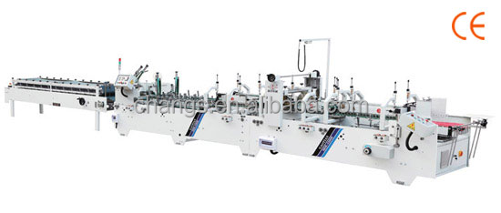 SFG-E automatic corrugated box making machine