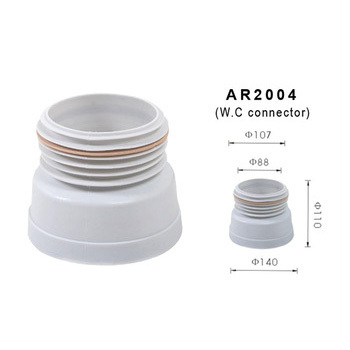 PVC WC flexible toilet connector pipe, View toilet connection, WDR Product  Details from Chaozhou WDR Ceramics Co , Ltd  on Alibaba com