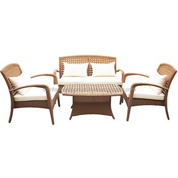 Modern Patio Plastic Wicker Sofa Set With Tea Table - Buy Patio Sofa,Wicker  Sofa Set,Patio Wicker Sofa Set Product on Alibaba.com