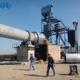 500TPD dry cement processing line/production line with rotary kiln furnace