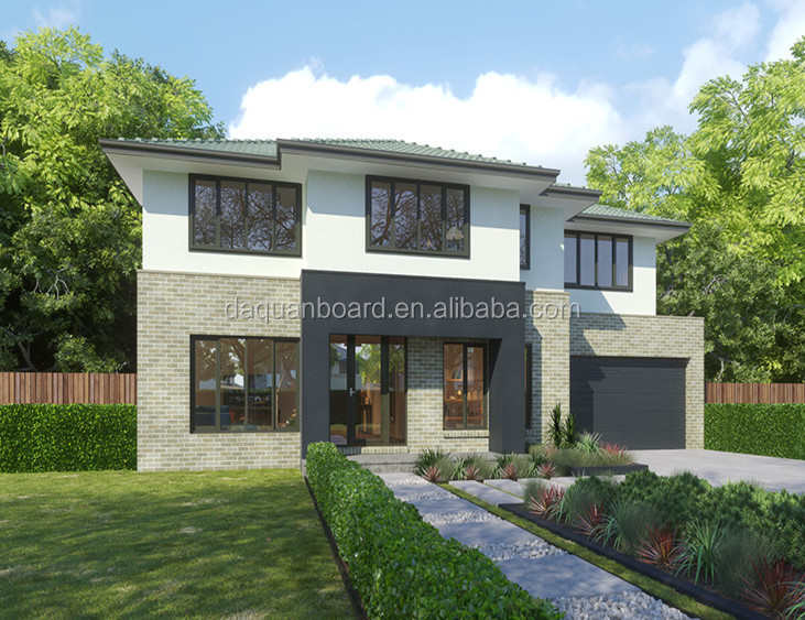 2015 Fast Install Easy Transport Prefabricated Houses South Africa For Sale